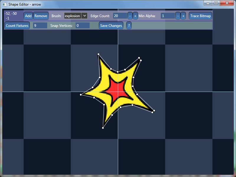 Booty5 HTML5 shape editor