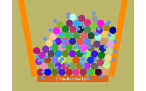Create Objects from Template HTML5 Demo