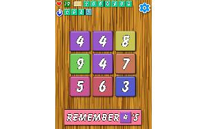Shuffle match game HTML5 demo
