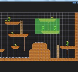 Booty5 HTML5 tile map editor
